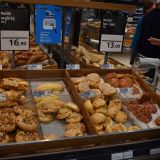 La Lorraine Bakery Group products in retail stores in the Czech Republic